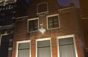 Lichtconcept voor monumenten Leeuwarden