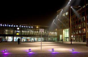 Stationsplein Schiedam